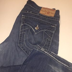 True Religion Ricky Pocket Jeans